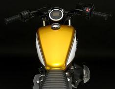 Yamaha Bolt Custom