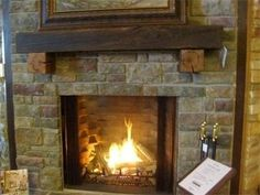 Look up Mendota mantels when buying reclaimed wood mantel.