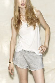 Penny French Terry Shorts
