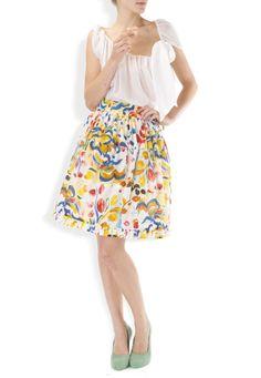 Mini Crini Skirt