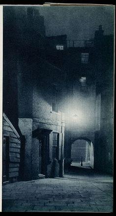 Morrison & BurdekinPlate from John Morrison and Harold Burdekin London Night (Collins, 1934)1934 (published)Book platePrivate collection of Lance Keimig