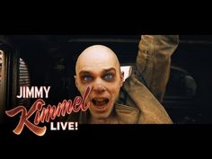 Jimmy Kimmel Live: Nicholas Hoult on Auditioning for Mad Max: Fury Road