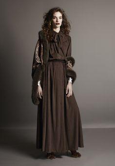 What Lyanna Stark would wear, A La Russe