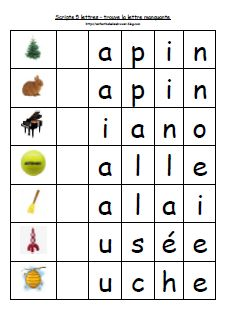 PDF Alphas to print Large section / CP learn to read child baby leisure Learning French For Kids, Math For Kids, Early Learning, Games For Kids, French Teaching Resources, Teaching French, French Cursive, Maternelle Grande Section, Language Acquisition