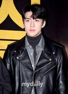 Absen Red Carpet, #SEHUN VIP Premier 'Room No.7' D.O #EXO