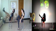 Just Dance 2014 - Rich Girl | Chair Version | 5 Stars Gameplay! Dance Workout Videos, Dance Workouts, At Home Workouts, Just Dance 2014, Rich Girl, Stars, Chair, Music, Youtube