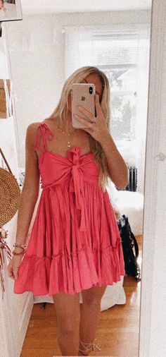 Summer Fashion Tips .Summer Fashion Tips Sundress Outfit, Outfit Goals, Cute Casual Outfits, Cute Summer Outfits, Spring Outfits, Casual Dresses, Casual Summer, Casual Chic Sommer, Vintage Clothing