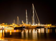 Rhodes night photo by Andreas Pantziarides on 500px