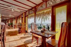 Robert's Grove Beach Resort in Placencia, Belize - Lonely Planet