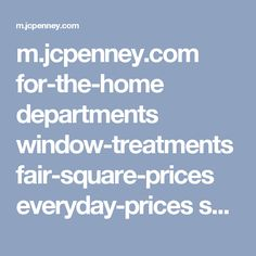 m.jcpenney.com for-the-home departments window-treatments fair-square-prices everyday-prices sheer-curtains- jcp-home%25e2%2584%25a2-shari-lace-rod-pocket-panel prod.jump?ppId=152b65f&catId=cat100260226&selectedLotId=7314306&selectedSKUId=73143060075