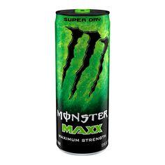 Monster Energy MAXX Super Dry Extra Strength - 12fl.oz (355ml)