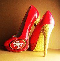MelanysGuydlines - Super Bowl XXLVII 49er Football Fans | Melanys Guydlines