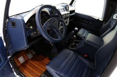 2010 Startech Defender 90 Yachting Edition #landrover