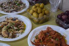 Comida grega mezo