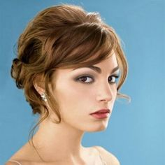 Womens Short Wedding Hairstyles
