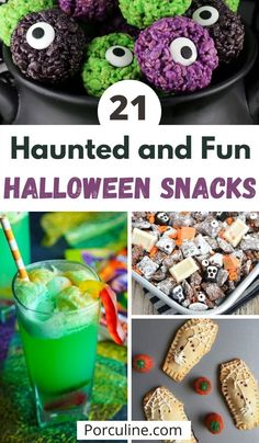 Halloween Treats For Kids, Haunted Halloween, Halloween Stuff, Lunch Recipes, Seafood Recipes, Dessert Recipes, Culinary Arts, Holiday Recipes, Food To Make