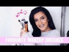 Favourite Makeup Brushes | Emeli Victoria - YouTube
