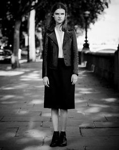 AW13 shoot styled by Kavita Sodha and shot by James Whitty