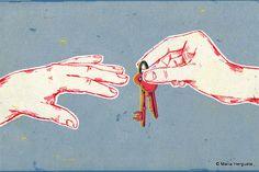 Click to Close - Maria Hergueta
