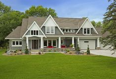 Gray Home Exterior. Gray Home Exterior Paint Color. Gray Home Exterior Paint Color Ideas. #Gray #HomeExterior #PaintColor. Great Neighborhood Homes.