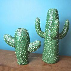 Cactus Vase  £39.95 plus postage 30cm