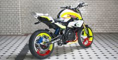 BMW Unveils New Single in Concept Stunt G 310 | BMW Motorcycles of Tampa Bay