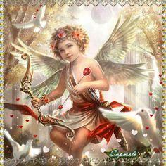 Sueli Melo (vovó coruja): Anjo cupido