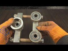 ▷ 1001 + ideas de peinados y cortes para pelo rizado - Famous Tutorial and Ideas Metal Bending Tools, Metal Working Tools, Metal Tools, Metal Projects, Welding Projects, Cool Tools, Diy Tools, Ring Roller, Metal Bender