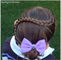 41 Ideas Hairstyles For Kids Plaits For 2019 Baby Girl Hairstyles, Princess Hairstyles, Pretty Hairstyles, Braided Hairstyles, Braids For Kids, Toddler Hair, Hair Dos, Hair Trends, Hair Inspiration
