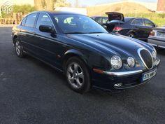 Jaguar 3.0 s-type pack classic bva