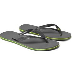 1569d9e6b490e Brazilian company Havaianas has been producing its high-quality flip flops  since the 1960s,