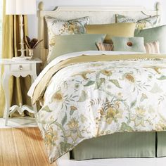 I pinned this Fisher Island Bedset from the Mystic Valley event at Joss and Main!