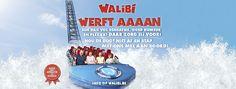 Walibi Belgium zoekt 600 Nederlandstalige medewerkers