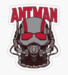 Antman Sticker