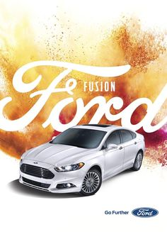 Ford Fusion Automobile Advertising