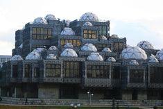 National Library of Kosovo. -