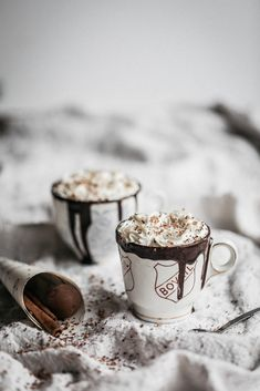 Noir hot chocolate made boozy, because, why not? | Anisa Sabet | The Macadames | Food Styling | Food Photography | Props | Moody | Food Blogger | Recipes