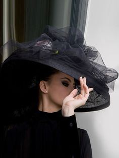 Anya Caliendo - Couture Millinery Atelier