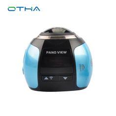 Mini 360 Camera 4k Ultra HD Wifi 360 Degree Sports Action Video Camera Panorama Sport Driving VR Camera Cam #Affiliate