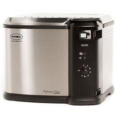Butterball Electric Turkey Fryer : $129.99 + Free S/H (reg. $209.95)  http://www.mybargainbuddy.com/butterball-electric-turkey-fryer-129-99-free-sh