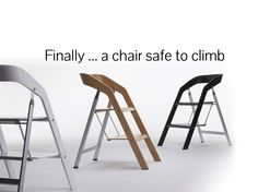 USIT   Finally ...a chair safe to climb