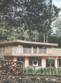 Tom Raffield Grand Designs Home
