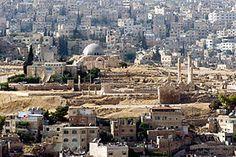 Forteresse d'Amman, Jordanie