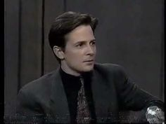 Michael J Fox interview on Late Show 1994