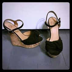 Heels Like new worn once. True to size. Shoes Heels