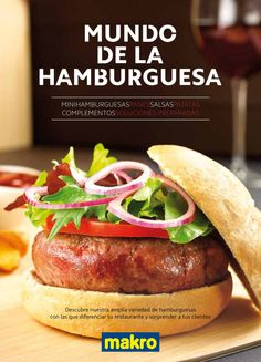 Catálogo Makro el mundo de la hamburguesa del 1 al 28 de Febrero -  Catálogo Makro en vigor del 1 al 28 de febrero. En este folleto podrás encontrar minihamburguesas, panes, salsas, patatas, complementos, soluciones preparadas. Descubre la amplia variedad de hamburguesas con las que diferenciar tu restaurante de los demás.   #CatálogosMakro, #Folletosonline   Ver en la web : https://ofertassupermercados.es/catalogo-makro-mundo-la-hamburguesa/