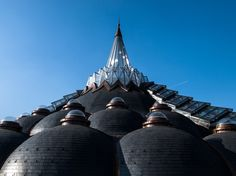 Feel free to post images of Organic Architecture here. I'll start with some buildings by Imre Makovecz: Paks Church, Hungary Organic Architecture, Burj Khalifa, Hungary, Spa, Building, Design, Travel, Architects, Concept