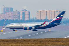 Amazing pic of the last of Aeroflot's Ilyushin Il-96 fotografersha: Встретили-проводили