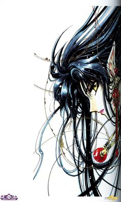 Ashura from CLAMP's RG Veda