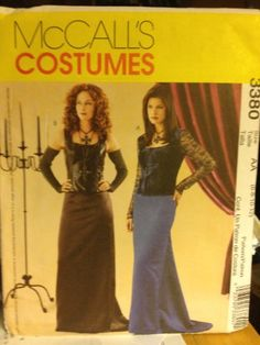 McCall's Costume Pattern #3380 Gothic Size AA (6-8-10-12) McCall's http://www.amazon.com/dp/B00CK4AUZY/ref=cm_sw_r_pi_dp_y16Wvb0EQ66JH